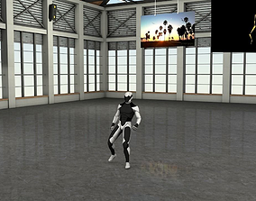 3D model motion capture Header 2