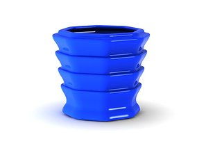 pot 25 3D printable model