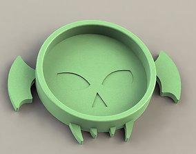 3D print model Imp Coaster