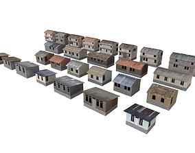 3D model House Generic home generic