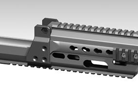 G36KA4 Slim line rail 3D print SPECNA Arms brand