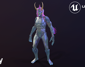 Sea Devil 3D asset