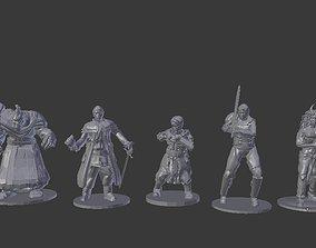 Fantasy Character Models