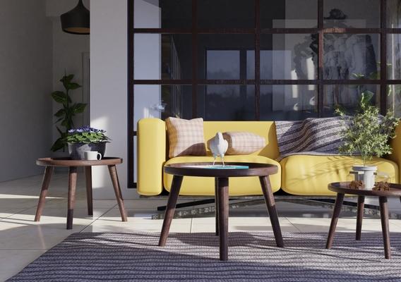 Living & Sitting Room