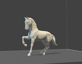 Horse statuine 3D print model