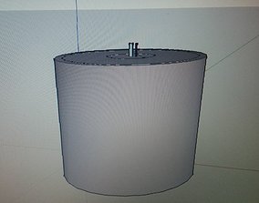 capacitor 3D printable model