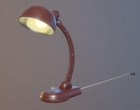 reading lamp NKVD 3D asset