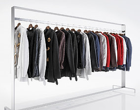 3D Various types of jackets texture
