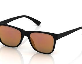 plastic Eyeglasses for Men and Women 3D printable model