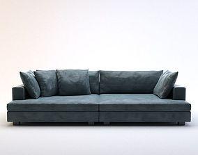 classic 3D model Moroso Cloud Atlas Sofa