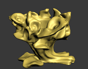 3D print model candle-holder Candle Holder
