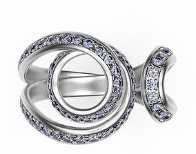 Ring Plexus 3D printable model mobius