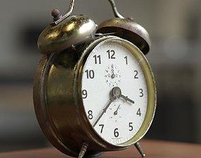 3D model Old Alarm Clock