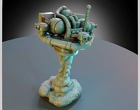 3D printable model Flying Bomb Drone Miniature Gaslands