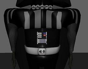 Darth Vader 3D asset