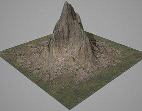 Mountains V1 3D asset