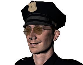 Daniel a COP 3D model