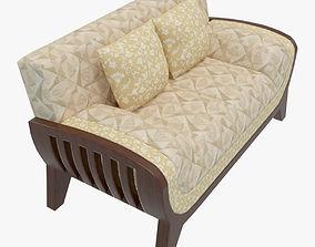 3D model texture Sofa