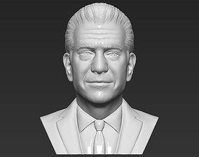 Mel Gibson bust 3D printing ready stl obj formats