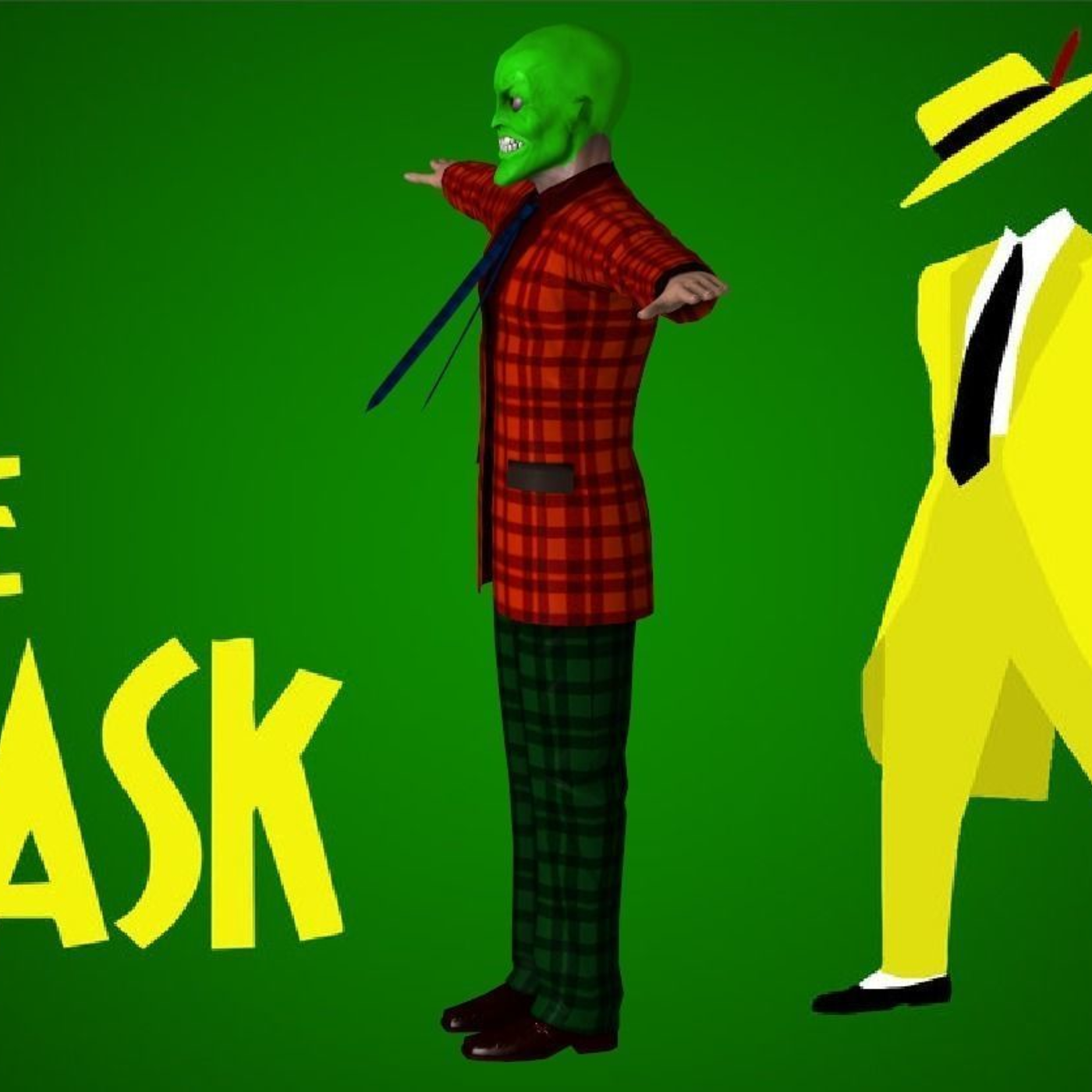 The Mask Comic Version