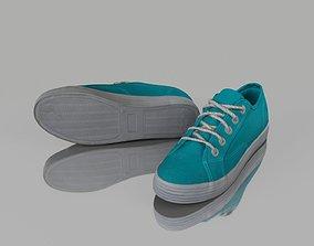 Spring Shoes 3D asset