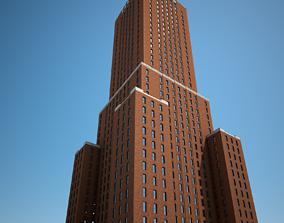 architecture 3D Skyscraper 10