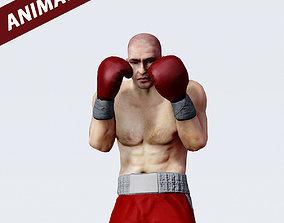 Boxer 3D model