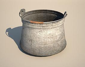 3D model old pot