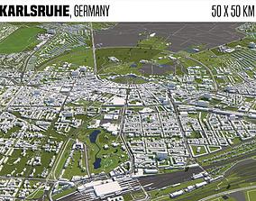 3D Karlsruhe Germany
