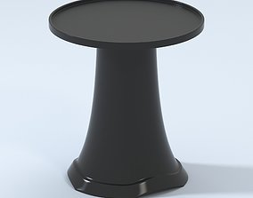 3D BRONZE MING Cast Bronze SIDE TABLE