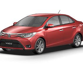 Toyota Vios 2013 3D