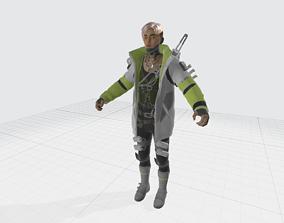 Apex Legends - Crypto Character Model 3D print