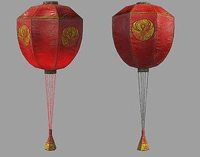 Balloon 3D model VR / AR ready