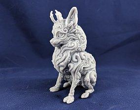 3D printable model Twigg the Deer Fox