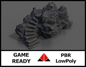 3D model Shrine