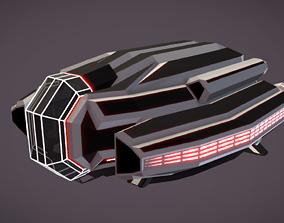 LT-450 Landing Transport 3D asset