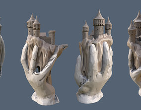 Abode of the Hand 3D print model