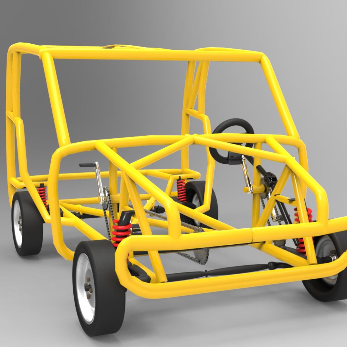 The 'Pico' human-powered car concept...!