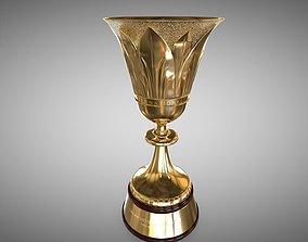 3D asset FIBA Basketball World Cup Trophy