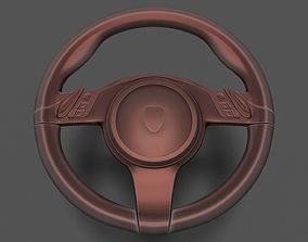 sport 3D Steering wheel