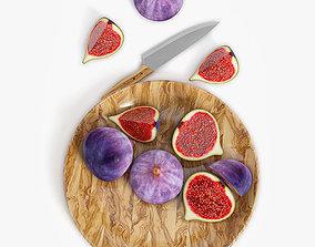 3D figs set