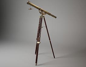 3D model eicholtz teleskop