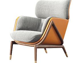 3D Lounge Chair 078