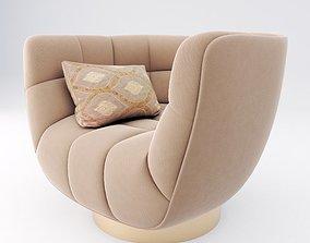 sofa 01 3D model
