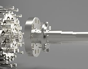 Cyclo Gear Engineer 3D asset