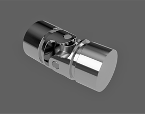 3D Universal coupler