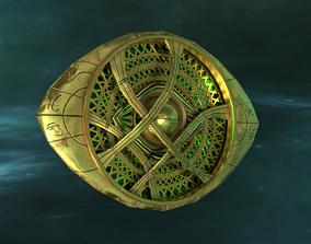 3D model Dr Strange Eye of Agamotto