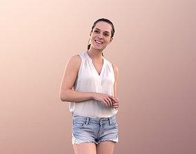 3D model Juliette 10793 - Women Standing Summer