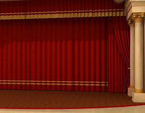 Theatre stage 3D