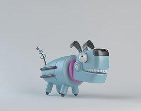 3D Robo Dog